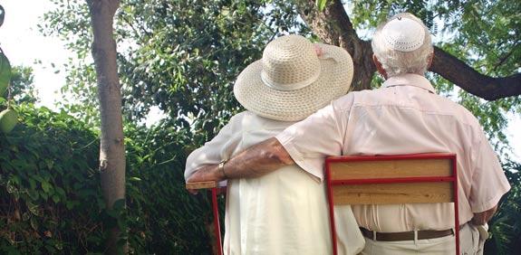 זוג זקן / צלם: ניצן דבי